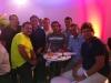 Gang do Santa Inês reunida no Leilão Bomar