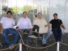 José Martins, Domingos, Rodrigo e Tomaz Radel