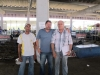 Lafaete, Augusto e Theo Gesteira