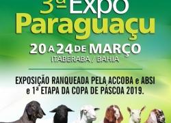 3ª Expo Paraguaçu – Itaberaba – BA