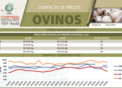 Compacto de preço Ovinos Maio 2020